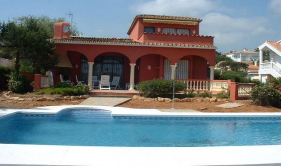 Jardines y piscinas » Administraciones Rodríguez SL - Marbesa